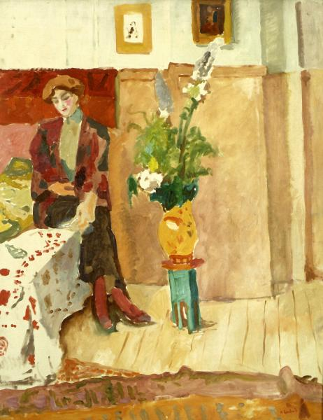 Jeune femme de la rue Lauriston, c. 1909-10