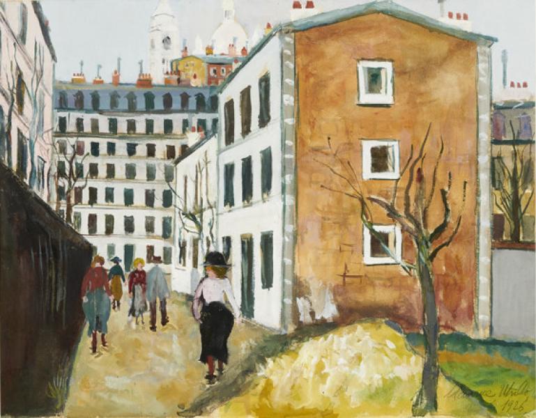Montmartre, 1926