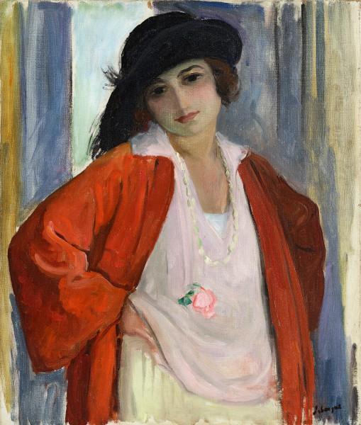Portrait de Nono, vers 1920-1925