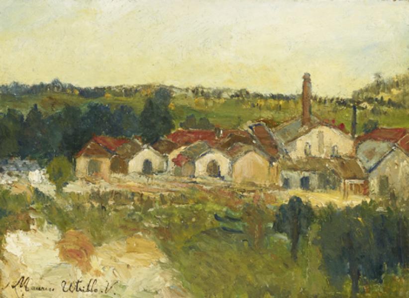 Carrières, Montmagny (Val d'Oise), circa 1907