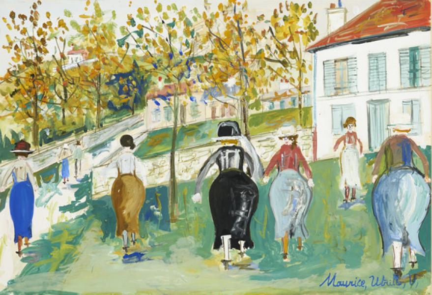 Paysage, circa 1923
