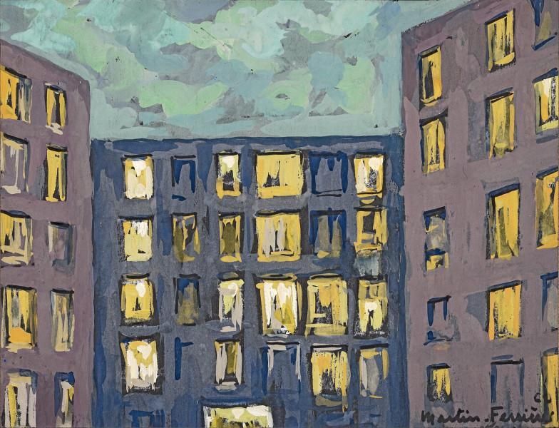Les lumières de la ville, 1960