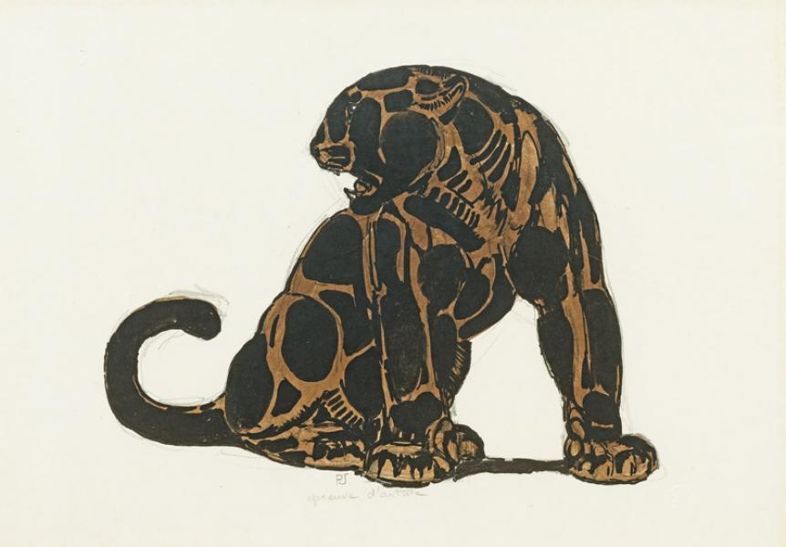 Jaguar assis