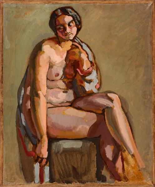 Nu, 1924