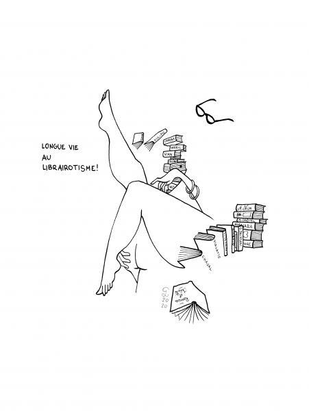 Longue vie au librairotisme