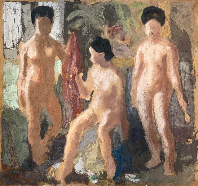 Indochine, trois femmes